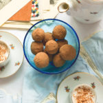 Chocolate Truffles - sweet and chocolatey, these truffles are the perfect dessert or snack when you're craving something sweet. Great way to use up leftover pulp from making coconut milk! | thehealthfulideas.com