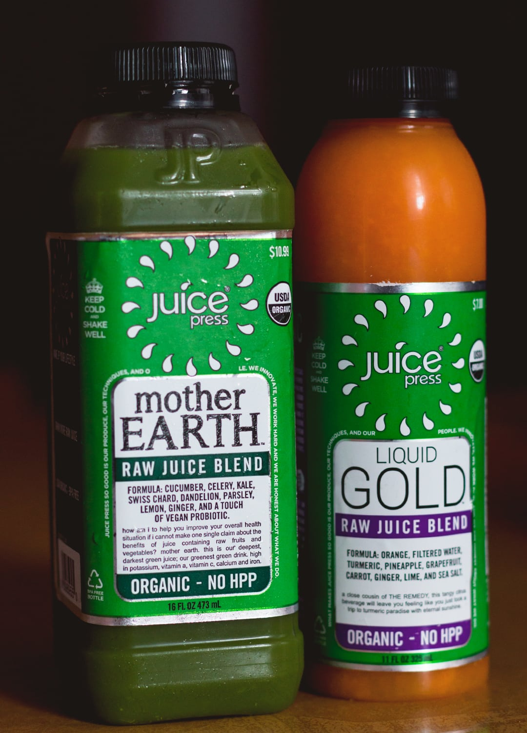 Where to Eat in New York: Juice Press New York - Liquid Gold and Mother Earth | thehealthfulideas.com