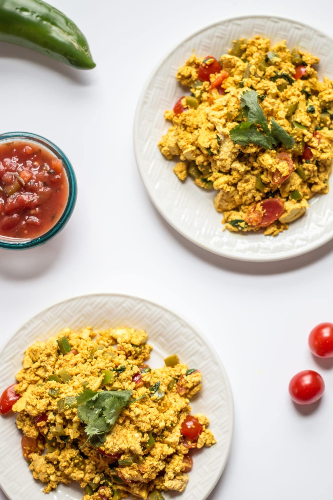25 Vegan Breakfast Recipes - healthy mostly gluten-free recipes to start your morning with. | thehealthfulideas.com