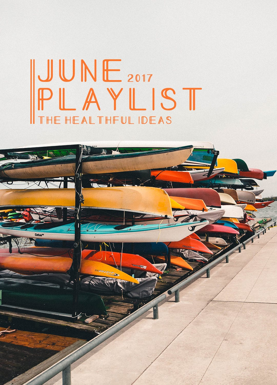 23 songs you need to listen to this month! (June 2017 edition) - I've been listening to these on repeat - so good! | thehealthfulideas.com