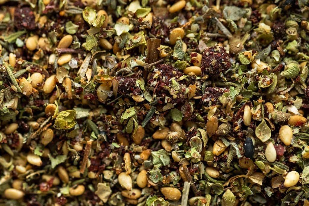 Za'atar Spice Blend Easy Homemade